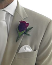 Boutonniere Bliss in Bloom