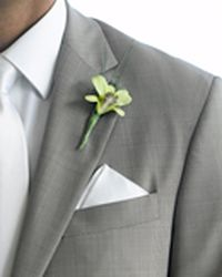 Boutonniere Waves of Love