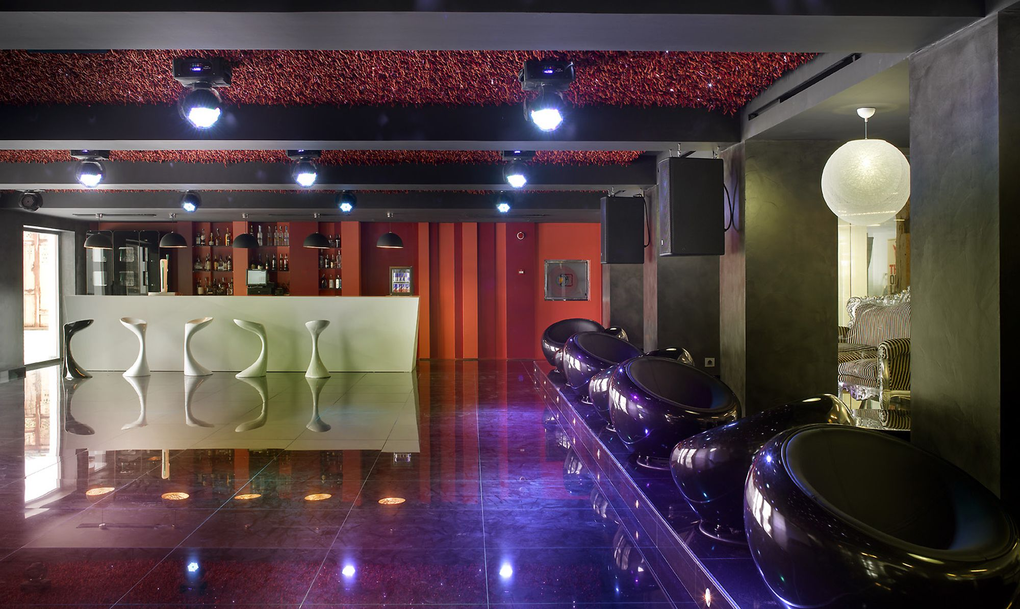 Ushuaia casino club