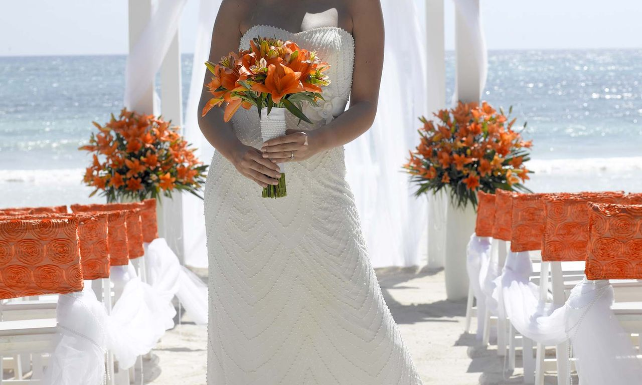 Romantic weddings in Caribbean resorts - Riviera Maya