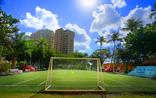 Dominican Fiesta Hotel & Casino - Campo de fútbol