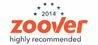 Zoover Highly Recommended