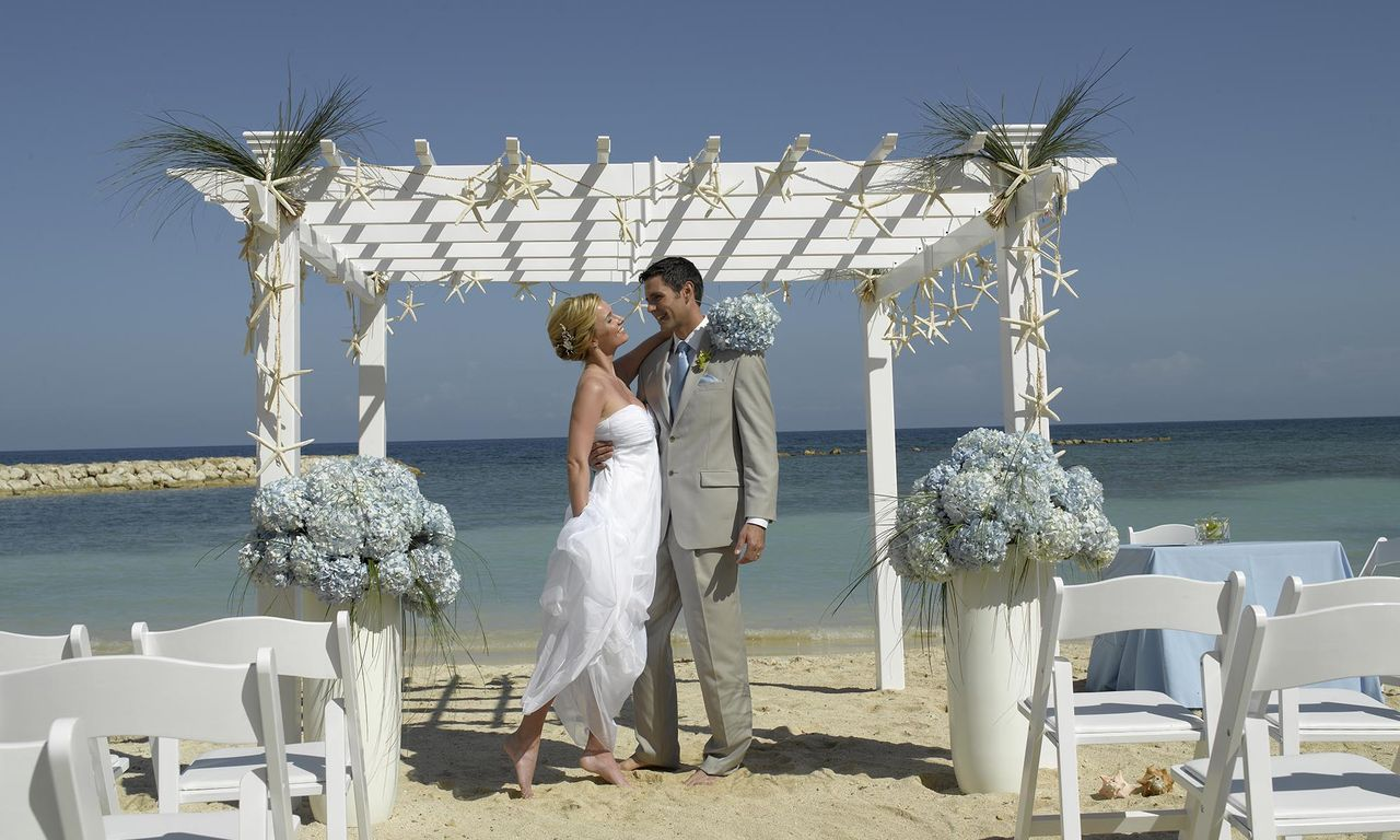 Romantic Weddings In Caribbean Resorts