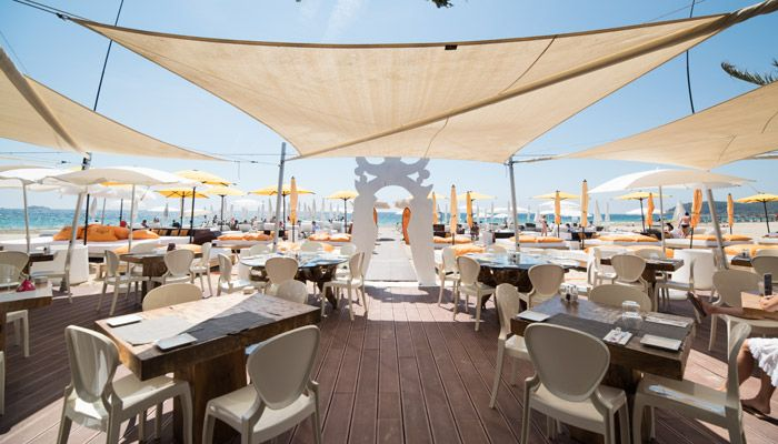 The Beach Club - Ushuaïa Ibiza Beach Hotel