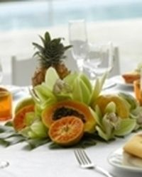 Tropical Promise Centerpiece