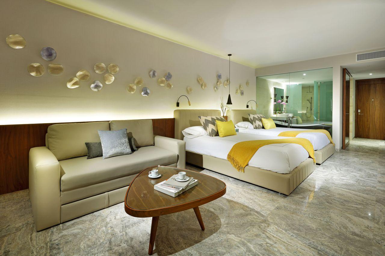 Family selection at grand palladium costa mujeres resort & spa