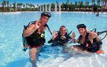 Grand Palladium Colonial Resort & Spa_Buceo en la piscina